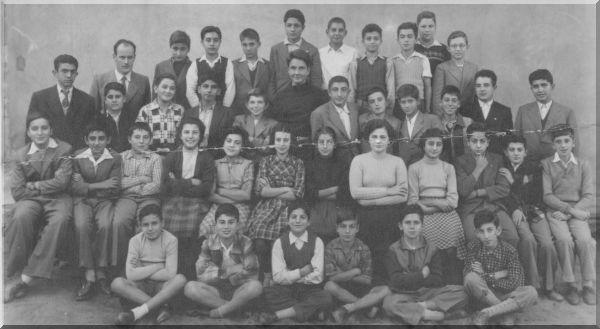 Ahmet Arpad - 1956 - SINIF 7 -