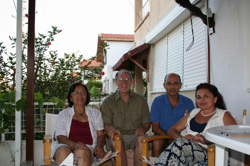 Semra & Sinan & Zeynep & Reinhard