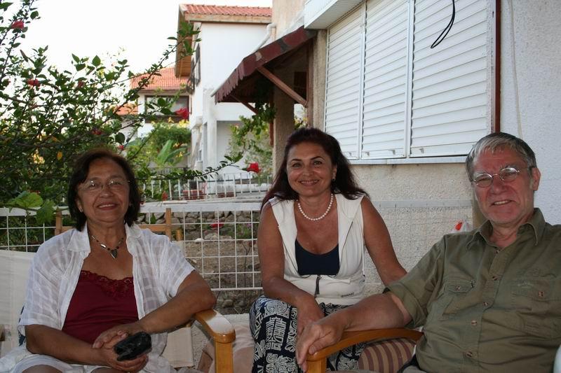 Zeynep & Reinhard Semra ile Datça'da